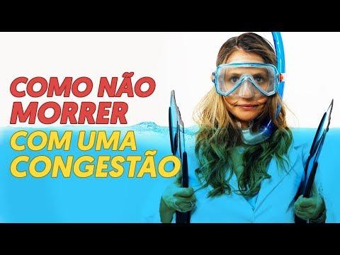 Imagem ilustrativa do vídeo: CONGESTÃO PODE MATAR?