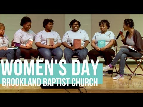 Live at Brookland Baptist Church: Finding Connection Through Faith