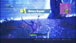 22 kill win console build battles