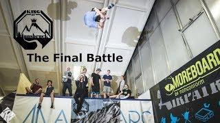 TRAMP FINAL BATTLE - Daniel Bacher vs. Daniel Ennemoser vs. Maximilian Auer