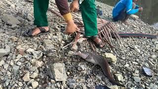 preview picture of video 'Serunya Mancing, Sanjung Makmur-Kec. SEKATAK BENGARA.'