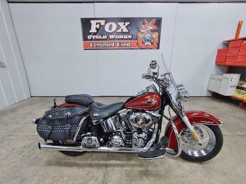 2009 Harley-Davidson Heritage Softail® Classic in Sandusky, Ohio - Video 1