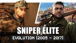 วิวัฒนาการ Sniper Elite ปี 2005 - 2017