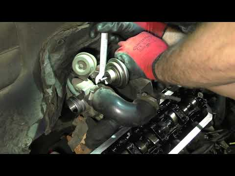 Фото к видео: VW T4 1,9 TD кап.ремонт,VW 1.9 TD engine repair
