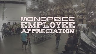 Monoprice Employee Appreciation 2014