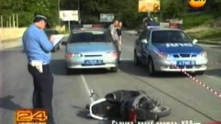 ДТП - мопедист врезался в трактор