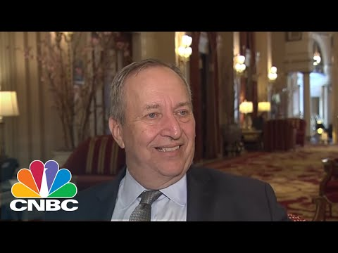 Former Treasury Secretary Larry Summers On President Donald Trump's Economic Policies | CNBC
