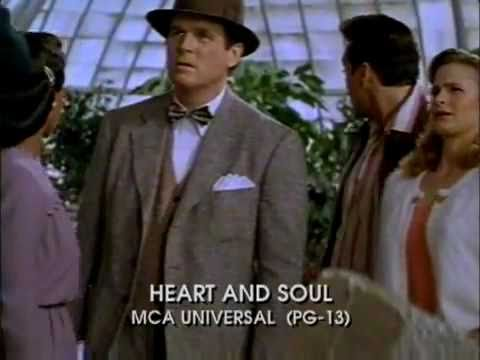 Heart and Souls (1993) - Trailer
