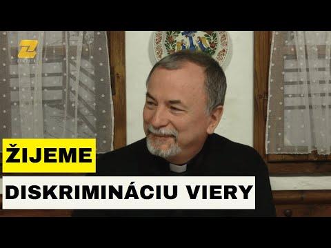 TÉMA NA ZEMPLÍNE - Arcibiskup Cyril Vasiľ: Prenasledovanie kresťanov