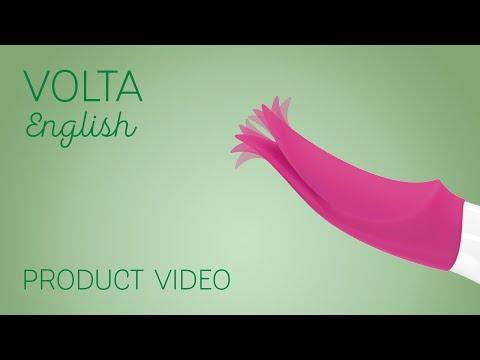 FUN FACTORY präsentiert VOLTA, einen neuen Vibrator für den ganz besonderen Nervenkitzel. Mit seinen auseinanderlaufenden Spitzen, die Klitoris und Labien ge-schmeidig und aufregend zugleich umtanzen, sorgt VOLTA für eine neuartige und intensive Stimulation.