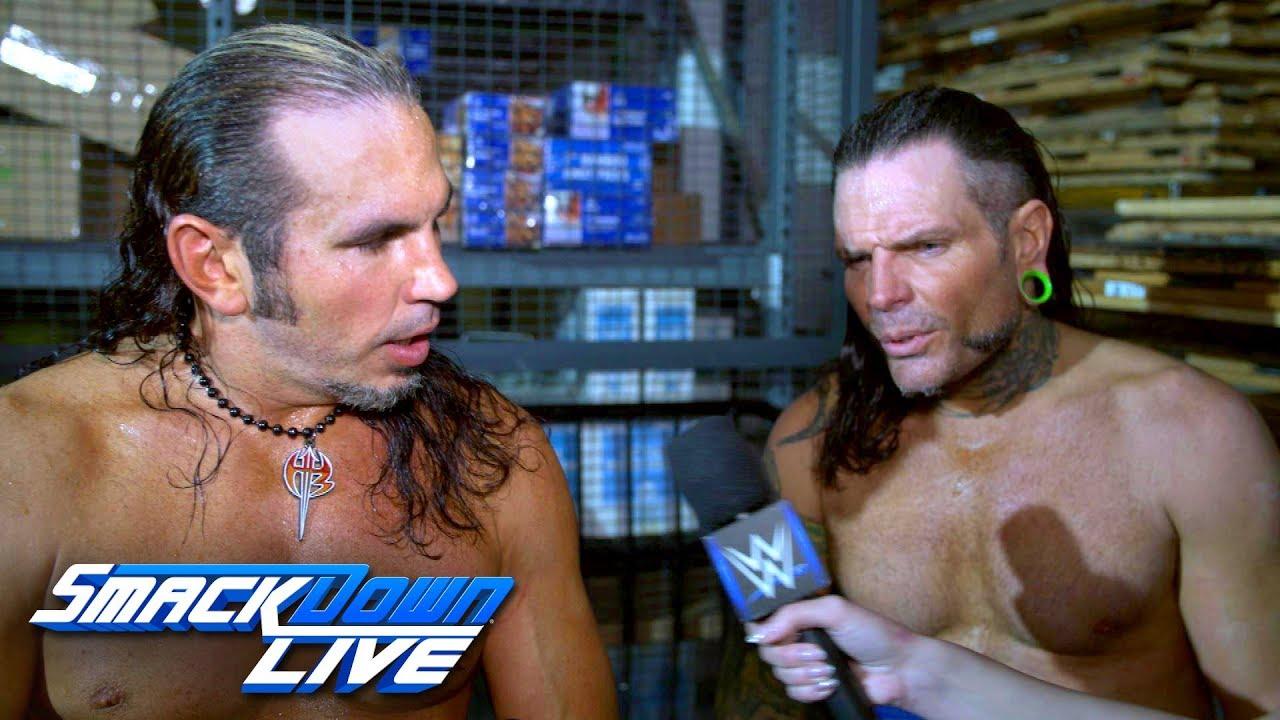 """Matt Hardy On Fan Opinion That """"WWE Don't Appreciate Jeff Hardy"""""""