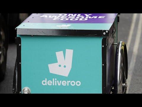 Deliveroo: Βουτιά 30% για τη μετοχή της στην πρώτη ημέρα διαπραγμάτευσης στο Λονδίνο…