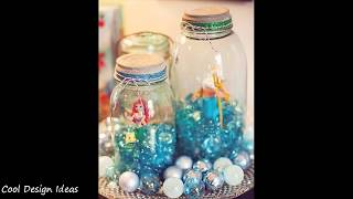 DIY Little Mermaid Party Decorations Ideas