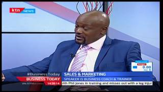 Business Today: Sales and Marketing with business coach James Mwagamba - 14/3/2017