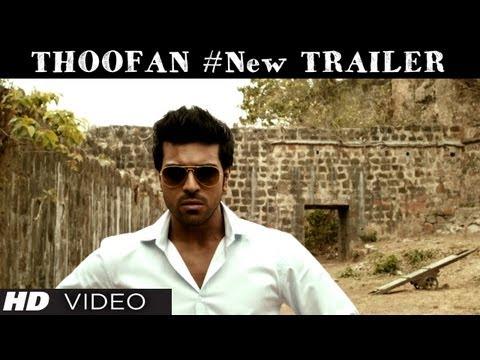 Thoofan #New Official Theatrical Trailer - Ram Charan, Priyanka Chopra, Prakash Raj