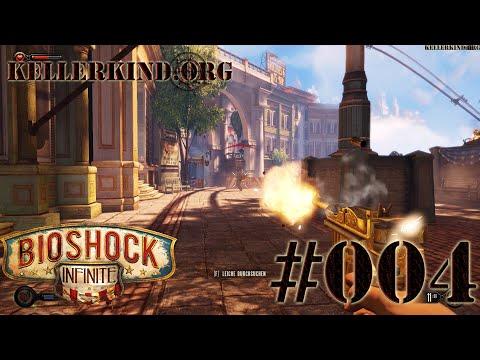 Bioshock Infinite [HD|60FPS] #004 - Der Mann mit dem goldenen Colt ★ Let's Play Bioshock Infinite