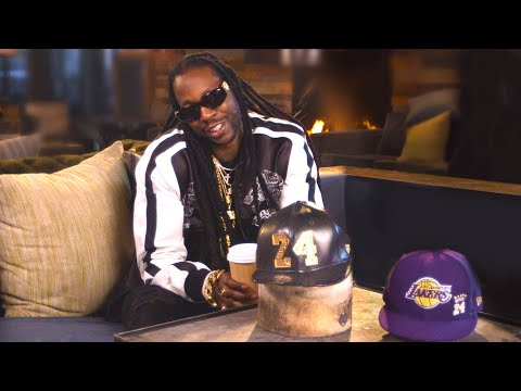 2 Chainz Wears a $38K Kobe Bryant Hat – Most Expensivest Shit   GQ
