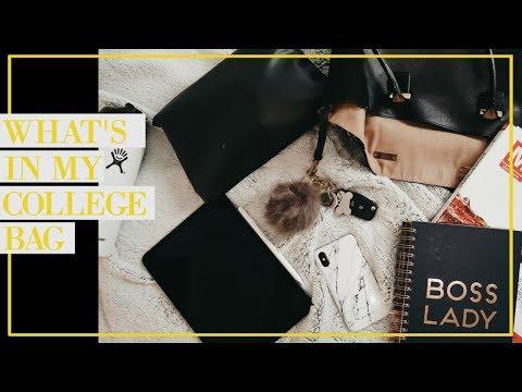 mp4 College Bag, download College Bag video klip College Bag
