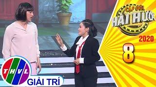 Cặp đôi hài hước Mùa 3 - Tập 8: Người đàn bà làng chài - Cẩm Hò, Đình Lộc
