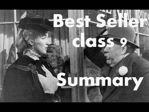 Best Seller Summary Class 9 in Hindi