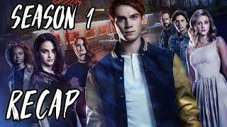 Riverdale Season 1 - Full RECAP