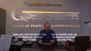 Cash Gold Exchange In Glendale - Our New Location