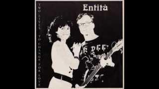 """Entita - Two Lives (Italo-Disco on 7"""")"""