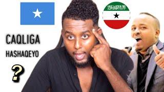 WAATAN JAWAAB TAAD IGA SUGEYSEEN AMA SOMALIA AHOW AMA SOMALILAND