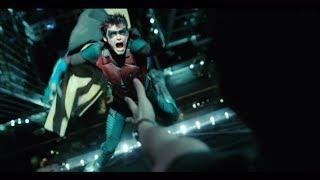 Jason Todd Dies In Titans Vs Deathstroke Battle.