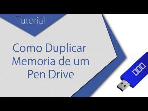 Como Aumentar Duplicar Memoria de Pen Drive [2GB a 4GB] [4GB a 8GB] [8GB a 16GB]
