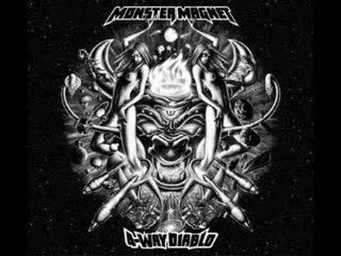 Monster Magnet - Wall of Fire
