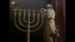 שירות הסרטים הישראלי | בעקבות אוצרות המקדש (אנגלית עם כתוביות בעברית)