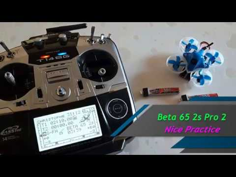 Beta 65 2s Pro 2 - Nice Fast Practice With GAONENG 3.8V 300mAh 30C - Rotor Club Faouin Le 17/04/2019