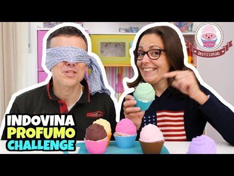 INDOVINA IL PROFUMO: Orsetti Cupcake Surprise CHALLENGE