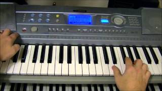 Great Country & 80's Top Keyboard. Yamaha PSR 292 Review By Scott Grove