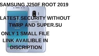 samsung j250f root file - Free video search site - Findclip