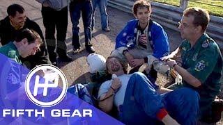 Fifth Gear: Tom Ford Drift Crash