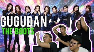 """구구단 GUGUDAN put on """"THE BOOTS"""" (MV Reaction) #roadto100k"""