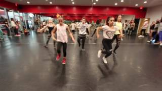 Connor at ALDC dancing with Jayden Bartel's, Saryna Garcia, Stacey Pereyra, Kelly Grace