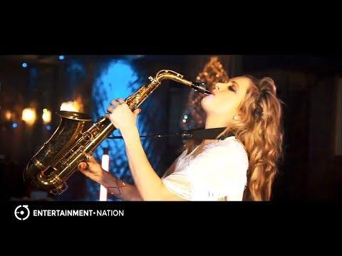 Rosie Sax - Freestyle Saxophonist