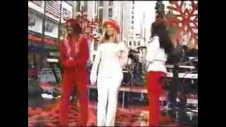 Destiny's Child -  DC Christmas Medley (Live @ Today Show '01)
