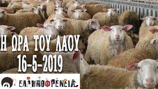 Ελληνοφρένεια, Αποστόλης, Η Ώρα του Λαού 15/5/2019  Ellinofreneia Official