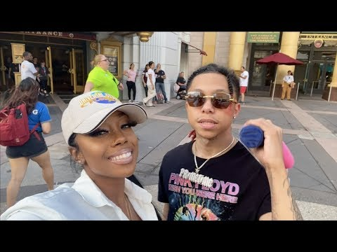 MY FIRST TIME AT UNIVERSAL STUDIOS W/ BAE IN ORLANDO FLORIDA!!!