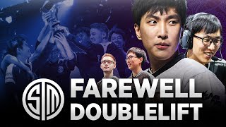 « Farewell Doublelift » par Team SoloMid
