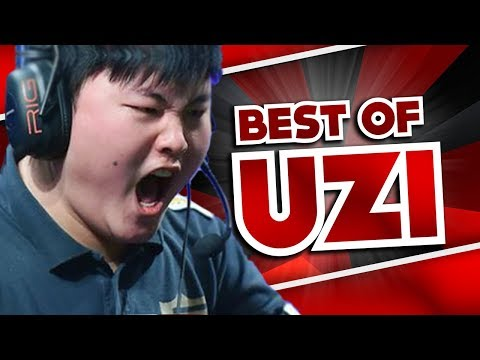 Best Of Uzi - Best ADC WORLD | League Of Legends