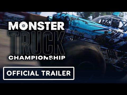 Trailer de Monster Truck Championship