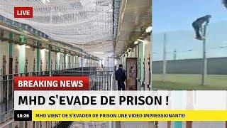 MHD S'évade De Prison! (Vidéo à L'appuie )