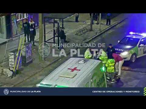 Violenta pelea en 1 y 60 dejó un herido y dos demorados