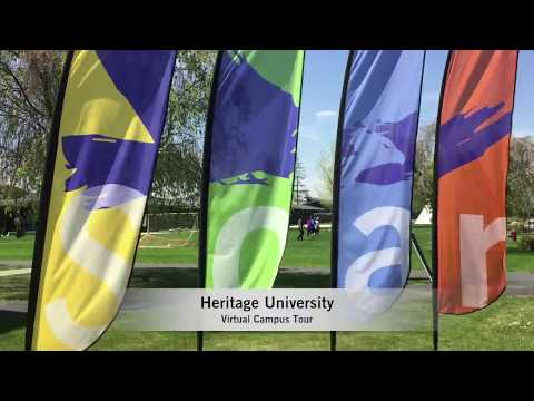 Heritage University Virtual Campus Tour