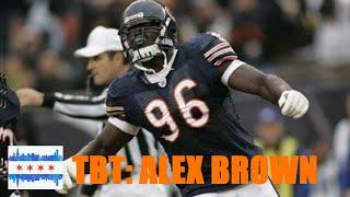 Throwback Thursday: Alex Brown